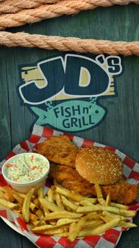 JD's Fish & Grill poster