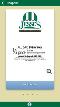 Jesse's Restaurant apk screenshot