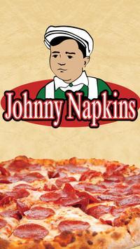Johnny Napkins poster