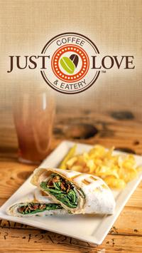 Just Love Coffee & Eatery poster