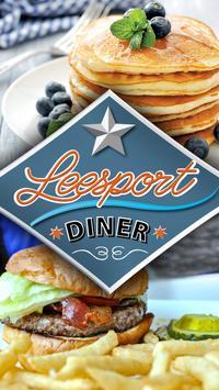 Leesport Diner poster