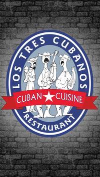 Los Tres Cubanos poster