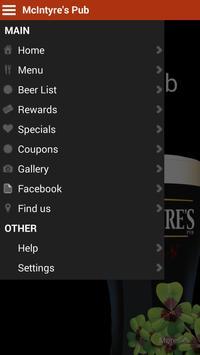 McIntyre's Pub apk screenshot