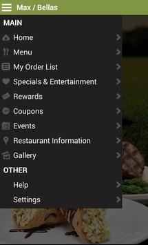 Max & Bella's Restaurant apk screenshot