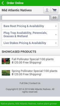 Mid Atlantic Native Plants apk screenshot