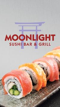 Moonlight Sushi Bar & Grill poster