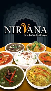 Nirvana Fine Indian Cuisine poster