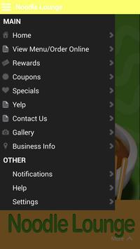 Noodle Lounge apk screenshot