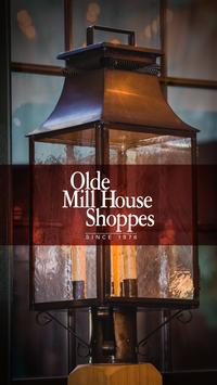 Olde Mill House Shoppes poster