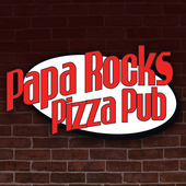 Papa Rocks Pizza Pub icon