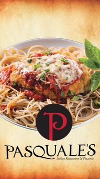 Pasquale's Pizza poster