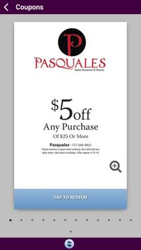 Pasquale's Pizza screenshot 3