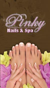 Pinky Nails & Spa poster