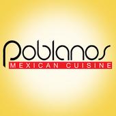 Poblanos Mexican Cuisine icon