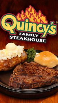 Quincy's Family Steakhouse-SC poster