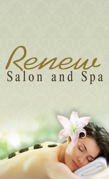 Renew Salon and Spa Oswego poster