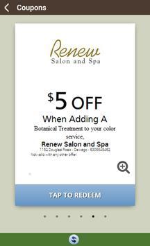 Renew Salon and Spa Oswego apk screenshot