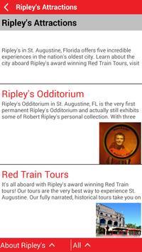 Ripley's Florida Attractions apk screenshot