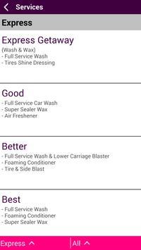 Clean Getaway Car Wash apk screenshot