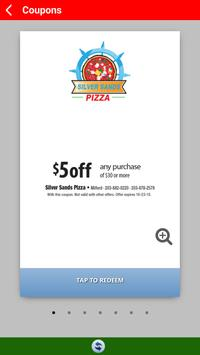 Silver Sands Pizza apk screenshot