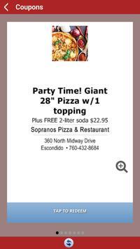 Sopranos Pizza & Restaurant screenshot 2
