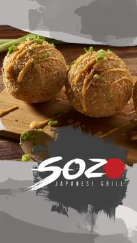 Sozo Japanese Grill poster