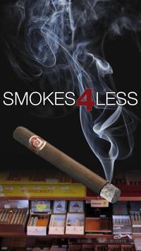 Smokes 4 Less poster