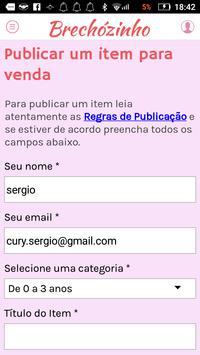 Brechózinho screenshot 1