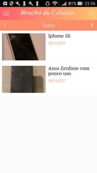 Brechó do Celular screenshot 1