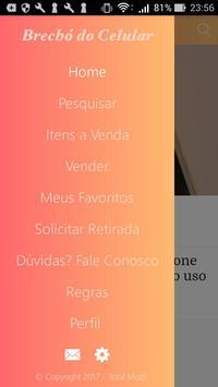 Brechó do Celular screenshot 2