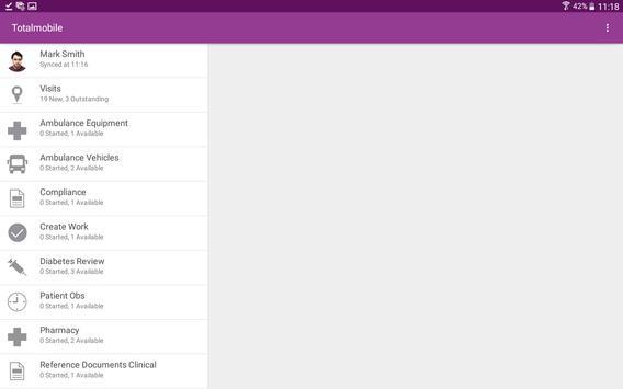 Totalmobile apk screenshot