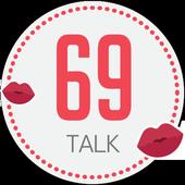 69톡-랜덤채팅,무료채팅,만남어플 icon