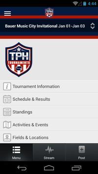 Total Package Hockey Tourneys screenshot 1