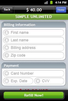 CellTonePlus Re-Ups screenshot 4