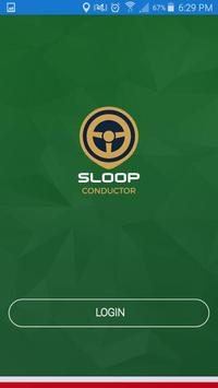 SLOOP Conductores poster