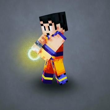 Mods for Minecraft DBZ Edition apk screenshot