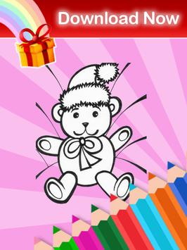 The Story of Toy Coloring Book screenshot 2