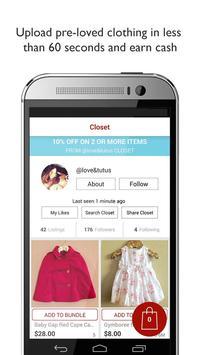 Totspot: Buy And Sell Clothes apk screenshot