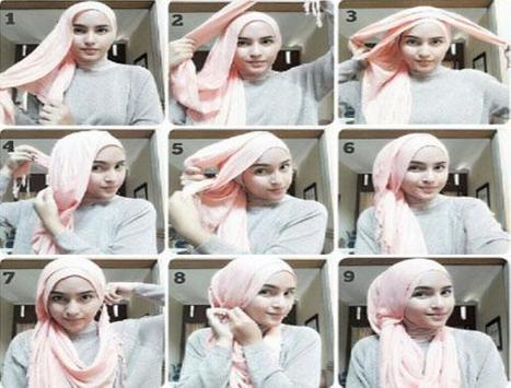 Turban Hijab Tutorial screenshot 3