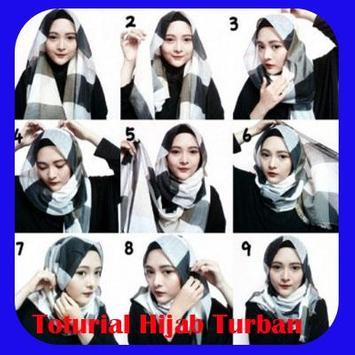 Turban Hijab Tutorial poster