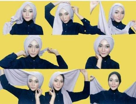 Turban Hijab Tutorial screenshot 4