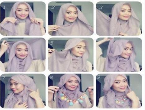 Turban Hijab Tutorial screenshot 5