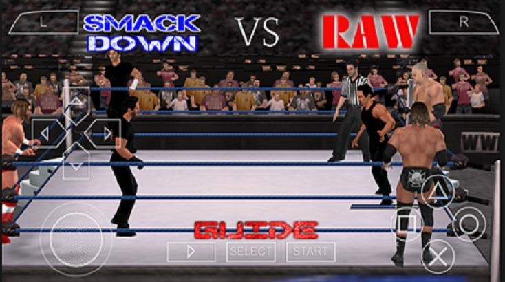 Guide SmackDown VS Raw for Android - APK Download