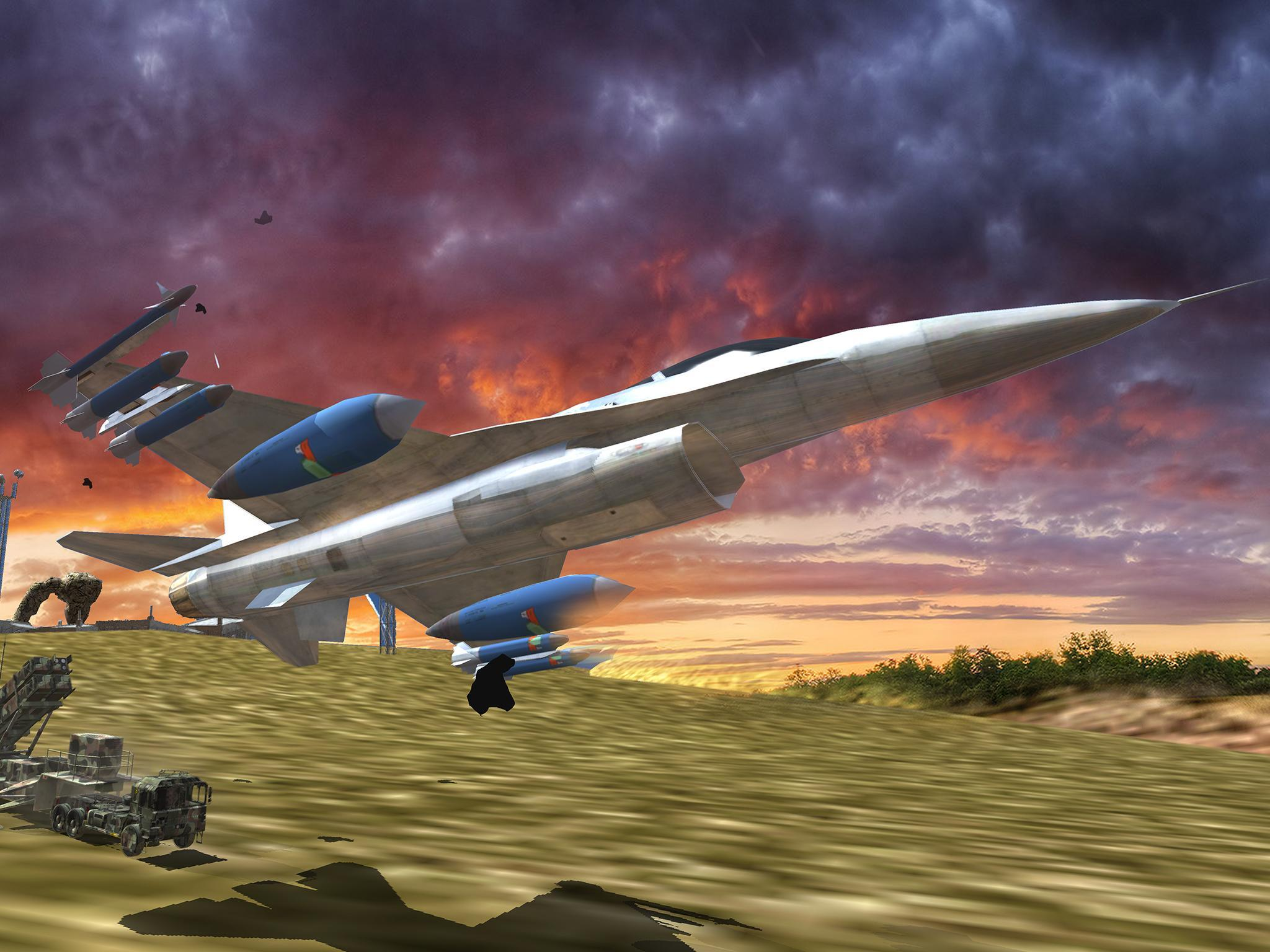 F16 Flight Pilot Air Attack 3D for Android - APK Download
