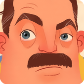 Hello dog of Neighbor : Impossible Mission icon