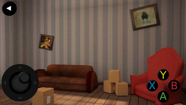 Hello dog of Neighbor : Impossible Mission screenshot 1