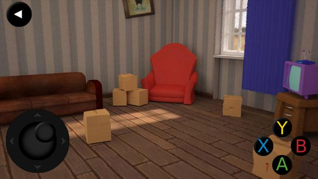 Hello dog of Neighbor : Impossible Mission screenshot 2