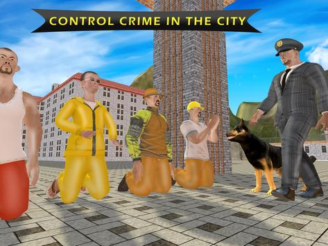 Police Dog Chase Prison Escape apk screenshot