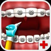 Braces Surgery Simulator icon