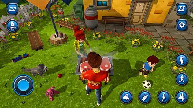 Virtual Neighbor Happy Family: Love Story Games screenshot 15